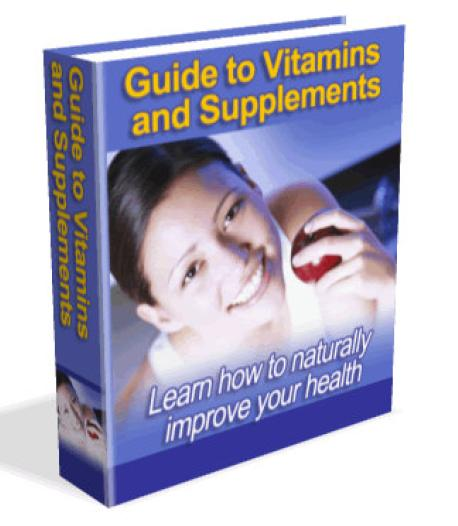 viatmin supplements guide